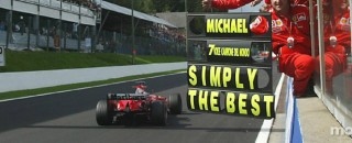 Formula 1 Michael Schumacher Q&A on 20 years of Formula One