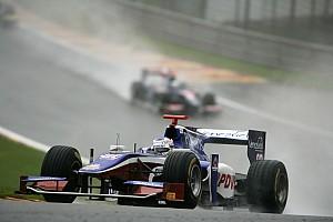 FIA F2 Trident Racing Spa qualifying report