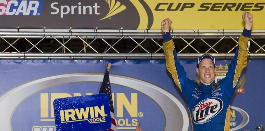 Keselowski drives to Sprint Cup win at Bristol