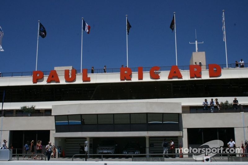 Sunday announcement for French GP return - report