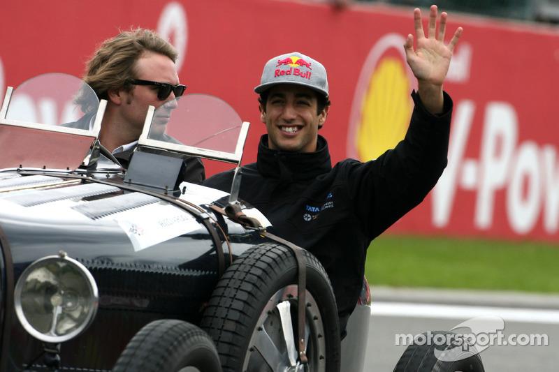 HRT Belgian GP - Spa race report