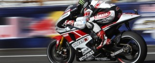 MotoGP Spies fastest in Indianapolis GP warmup