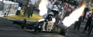 NHRA Worsham leads Al-Anabi Racing to Indianapolis