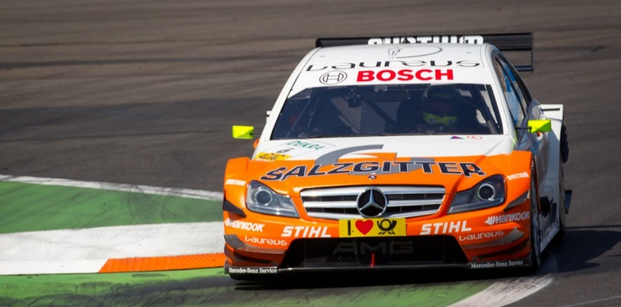 Mercedes drivers ready for 7th race at Brands Hatch