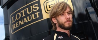 Formula 1 Lotus Renault GP and Nick Heidfeld announce separation