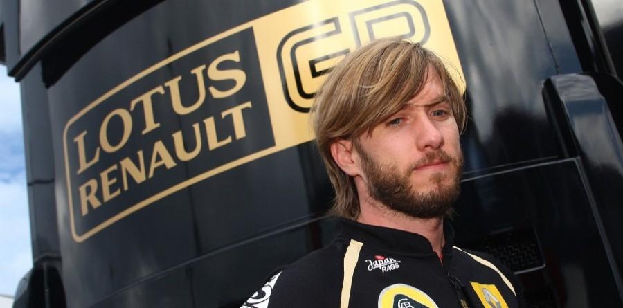 Lotus Renault GP and Nick Heidfeld announce separation