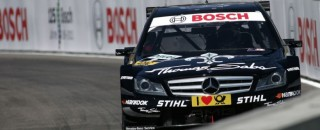 DTM Gary Paffett achieves front-row start for Mercedes