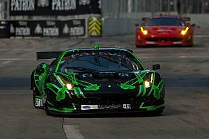 ALMS Extreme Speed Motorsports Baltimore race report