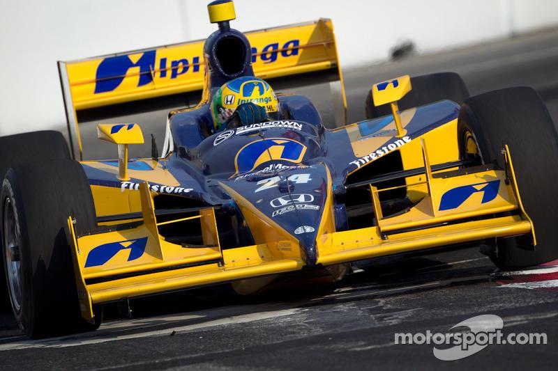 Dreyer & Reinbold Racing Baltimore race report