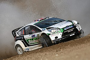 WRC M-Sport Stobart set for Rally Australia
