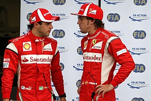 Formula 1 Massa 'one of best ever teammates' - Alonso