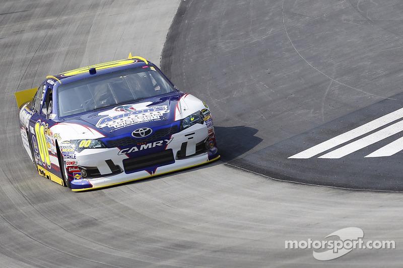 Reutimann makes quick turnaround for Richmond II