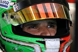 Formula 1 HRT's Vitantonio Liuzzi and the Italian Genius