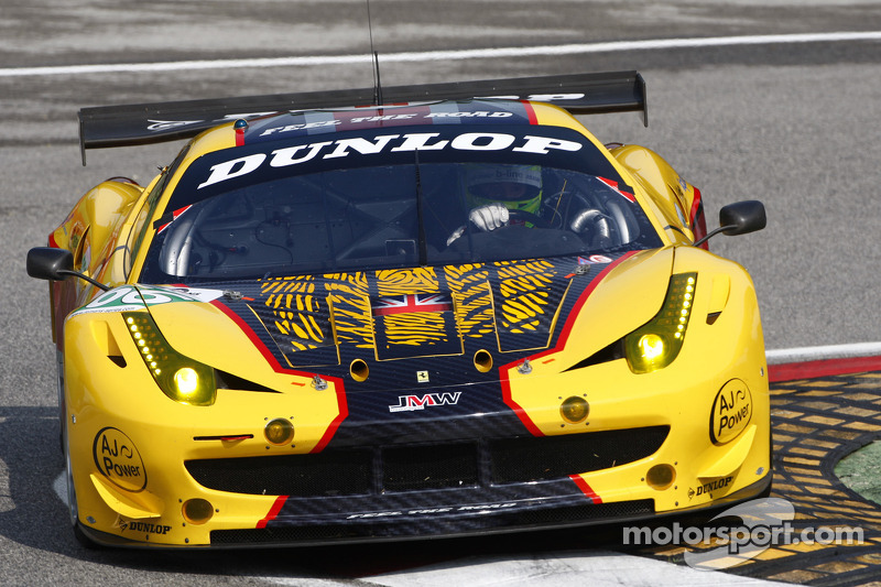 James Walker 6 Hours of Silverstone preview