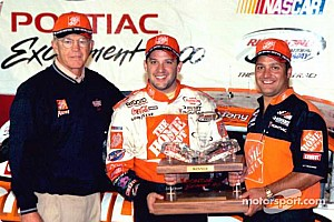 History Joe Gibbs Racing history with Interstate, part 13