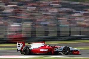 FIA F2 Scuderia Coloni Monza qualifying report