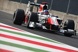 Formula 1 HRT Italian GP - Monza race report