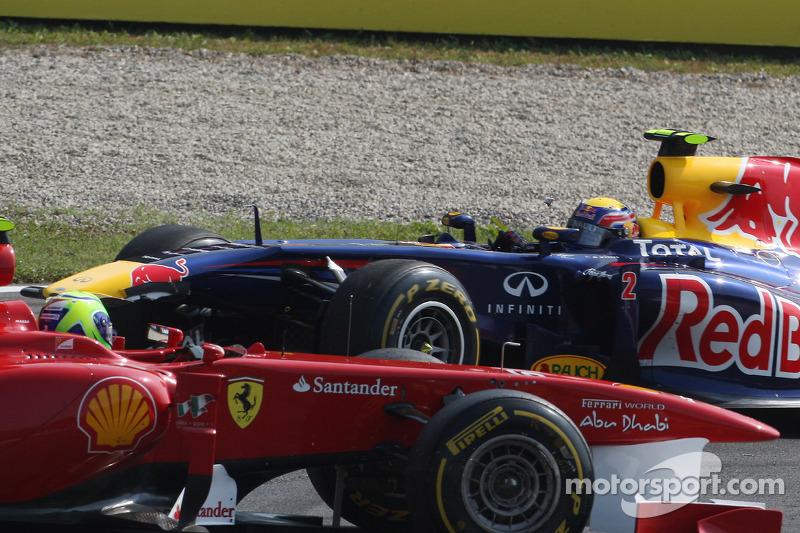 Ferrari Italian GP - Monza race report