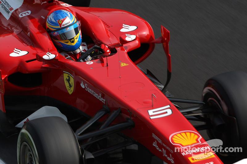 Ferrari feature - Alsonso returns to Monza podium