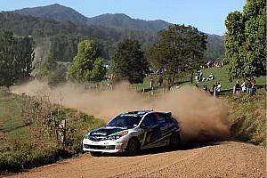 WRC Support class Rally Australia final leg summary