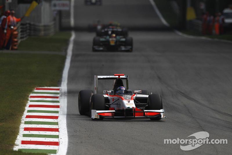 Rapax Monza race 2 report