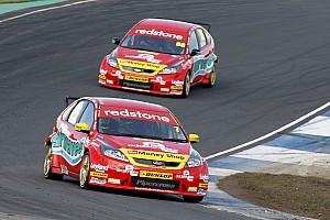 BTCC Airwaves Racing trio prepare for Rockingham