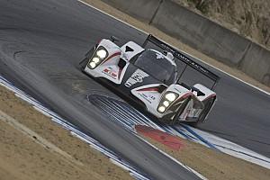 ALMS Muscle Milk AMR Laguna Seca qualifying report