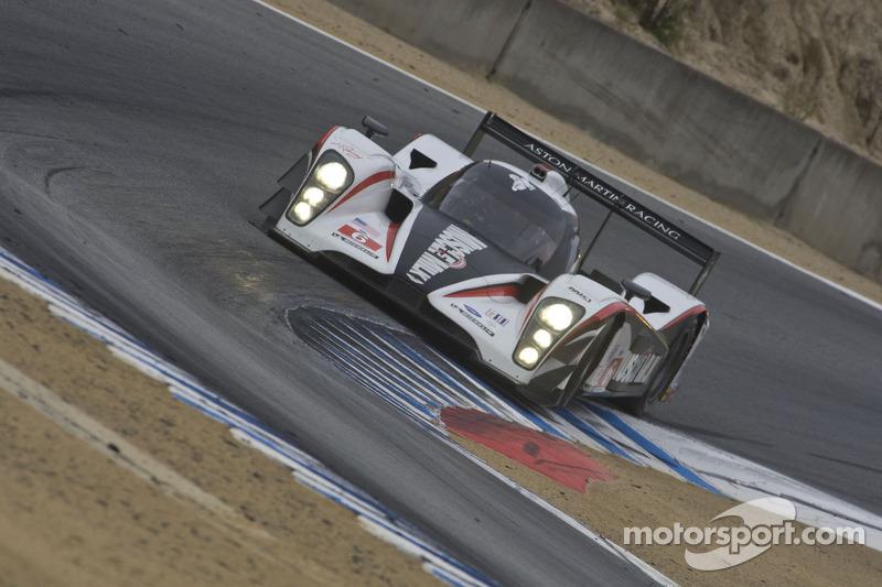 Muscle Milk AMR Laguna Seca qualifying report