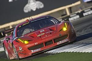 ALMS Risi Competizione Laguna Seca race report