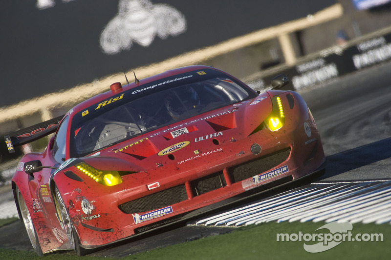 Risi Competizione Laguna Seca race report