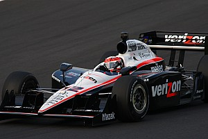 IndyCar Team Penske Motegi race report