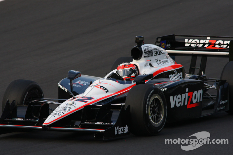 Team Penske Motegi race report