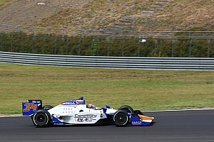 IndyCar Conquest Racing Motegi race report