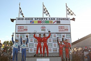 Grand-Am Riley Technologies Mid-Ohio race report