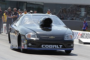 NHRA Enders ready for Texas Falll Nationals