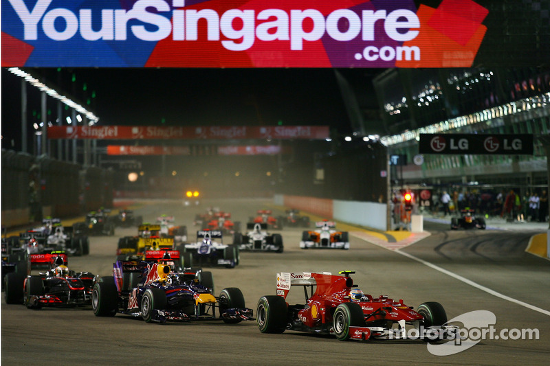 'No chance' hazy Singapore GP to be cancelled
