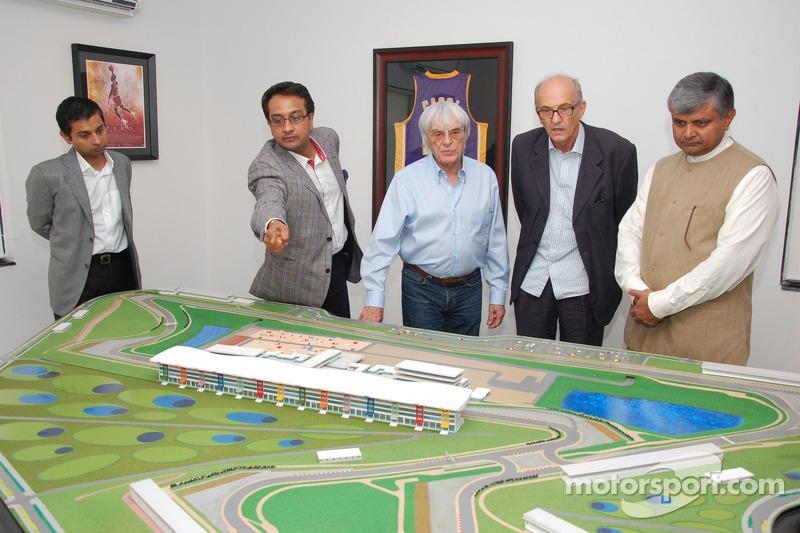 FIA 'positive' on India GP 'situation'