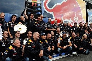 Formula 1 Back to back titles 'really not easy' - Newey
