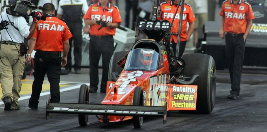 Massey takes Top Fuel points lead at Texas Fall Nationals