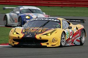 European Le Mans James Walker 6 Hours of Estoril race report