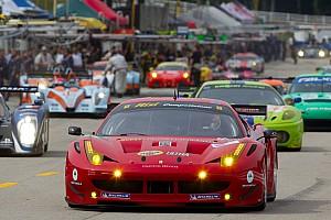 ALMS Risi Competizione Road Atlanta qualifying report