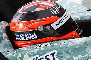 IndyCar Panther Racing Kentucky qualifying report