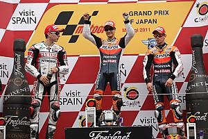 MotoGP Repsol Honda riders represent team at home Japan race