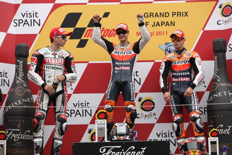 Repsol Honda riders represent team at home Japan race