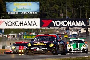 ALMS Alex Job Racing Road Atlanta race report