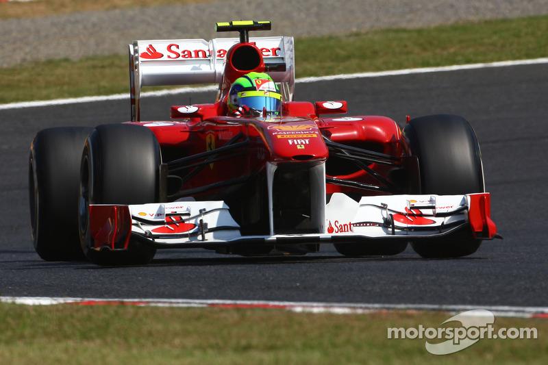 Ferrari Japanese GP - Suzuka race report