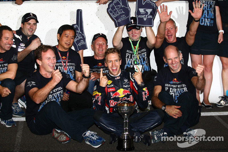 Red Bull's Marko promises 'proper' title party