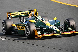 IndyCar KV Racing – Lotus looks for strong finish at Las Vegas finale
