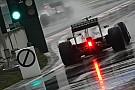 McLaren fastest at rain hampered practice for Korean GP at Yeongam