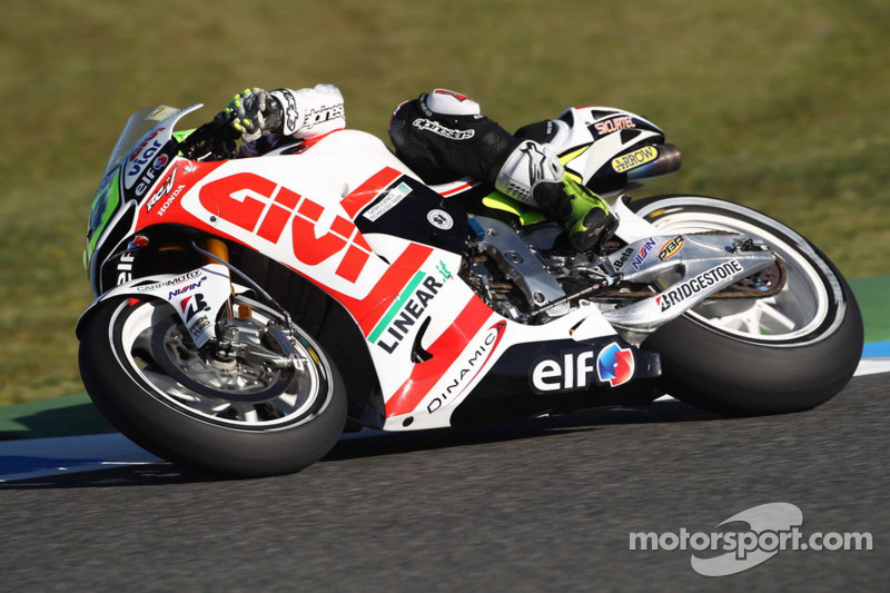 LCR Honda Australian GP Friday practice report